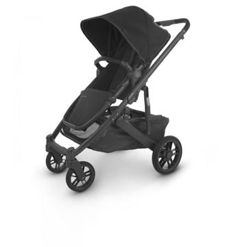 Picture of Uppa Baby CRUZ V2 Stroller - JAKE (black/carbon/black)