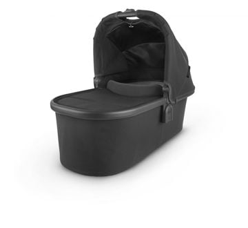 Picture of Uppa Baby Bassinet - JAKE (black/carbon/black leather)