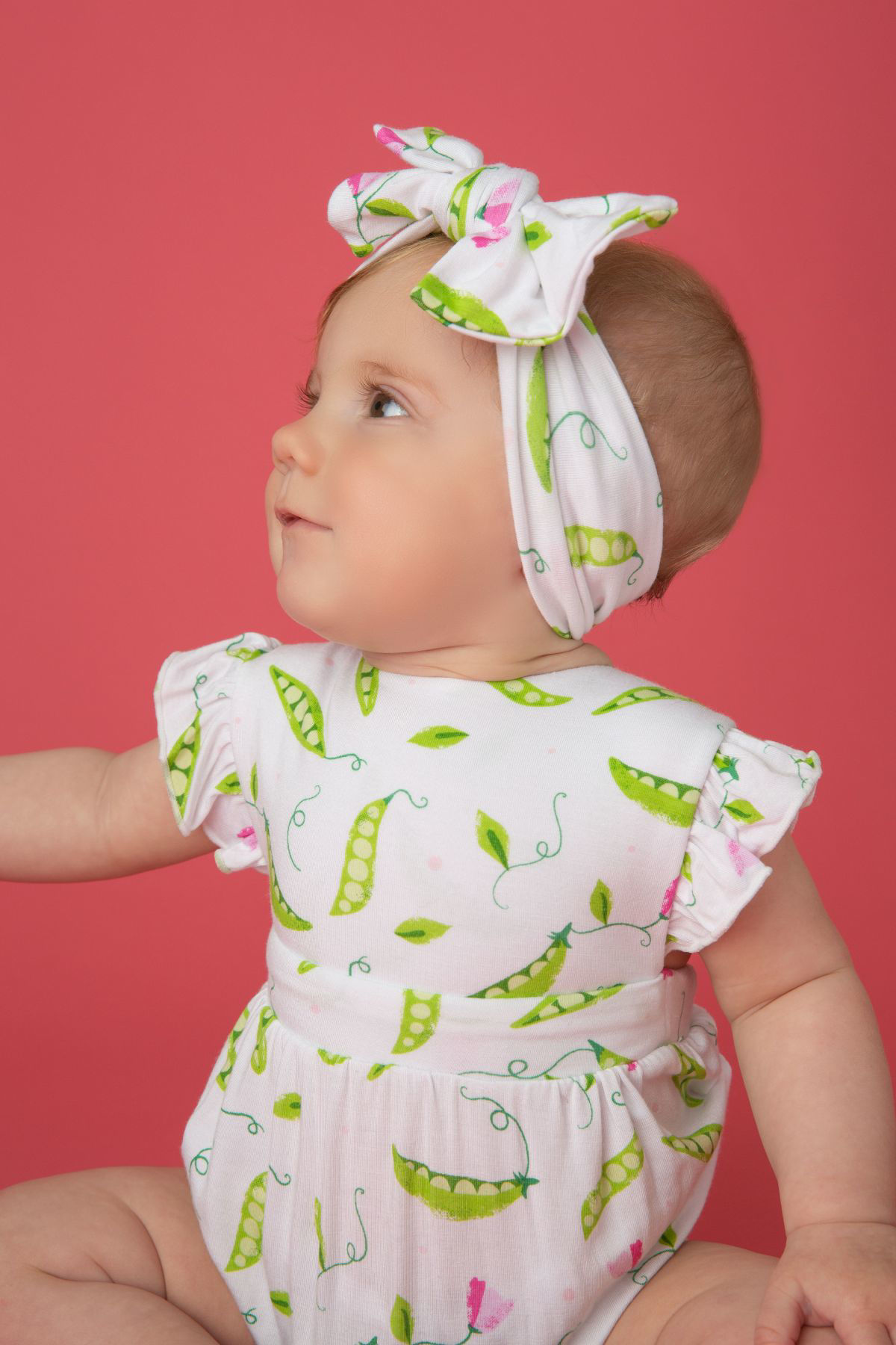 Picture of Sweet Pea Headband - Bamboo