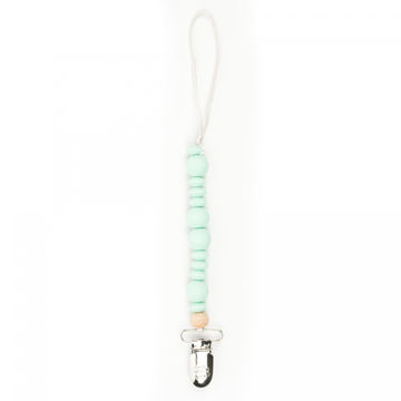 Picture of Mint Pacifier Clip