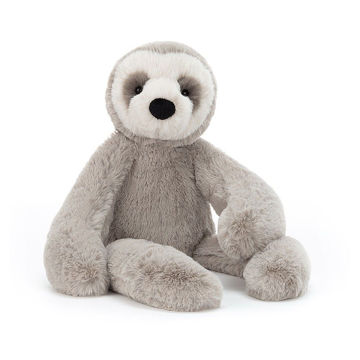 Picture of Bailey Sloth Medium 16 x 3 - Beautifully Scrumptious by JellyCat
