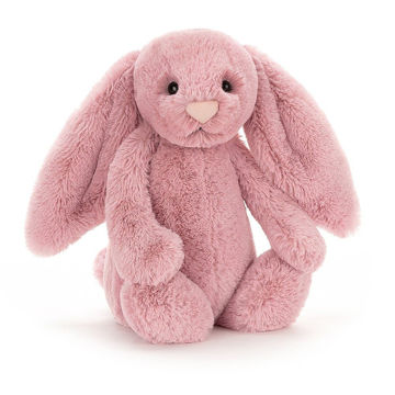 Picture of Bashful Tulip Pink Bunny - Medium - 12 x 5