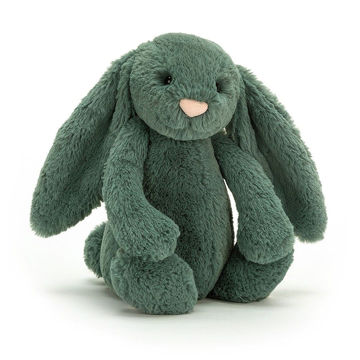 Picture of Bashful Forest Bunny - Medium - 12 x 5