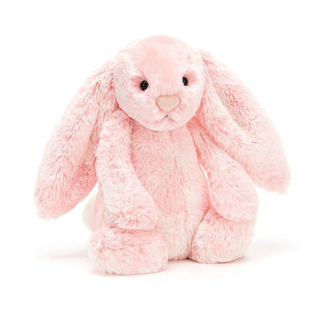 Picture of Bashful Peony Bunny - Medium - 12 x 5