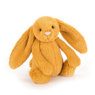 Picture of Bashful Saffron Bunny - Medium - 12 x 5