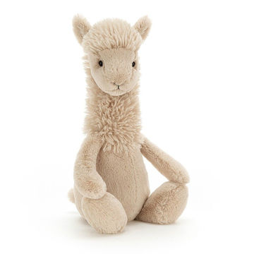 Picture of Bashful Llama - Medium - 12 x 5