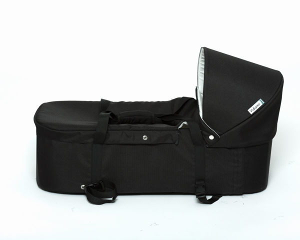 Picture of Carry Cot -for Limo expandable stroller - Black by Vidiamo