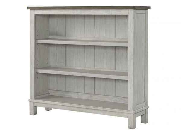 Picture of Timber Ridge Hutch Bookcase