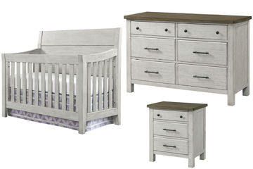 Picture of Timber Ridge Nursery Set - 3 Piece Set