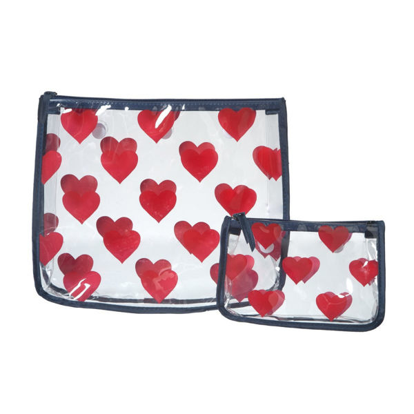 Picture of BOGG Bag Decorative Inserts - Hearts