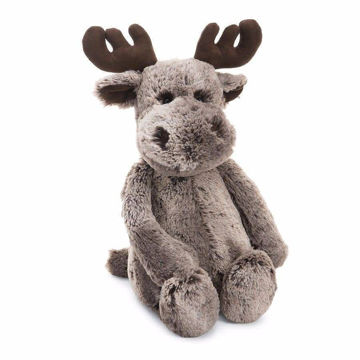 "Picture of Marty Moose - Huge - 21"" - by Jellycat"