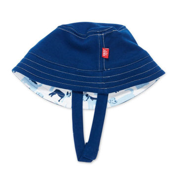 Picture of Best In Show Magnetic Reversible Bucket Hat - Organic Cotton