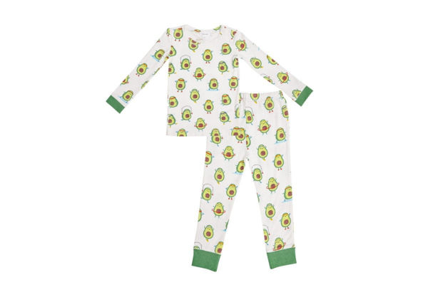 Picture of Angel Dear Bamboo Lounge Wear Set - Avo - Cise