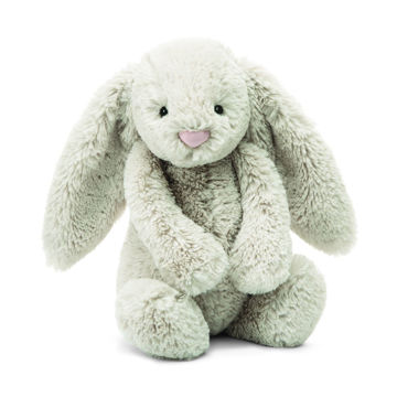 "Picture of Bashful Oatmeal Bunny - Medium - 12"" x 5"" by Jellycat"