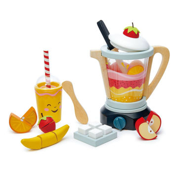 Picture of Mini Chef Fruity Blender - by TenderLeaf Toys