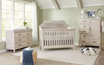 Picture of Remi Clip Top Crib Furniture Packages