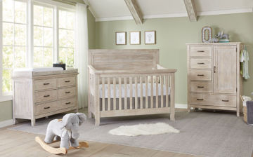Picture of Remi Flat Top Crib Furniture Packages