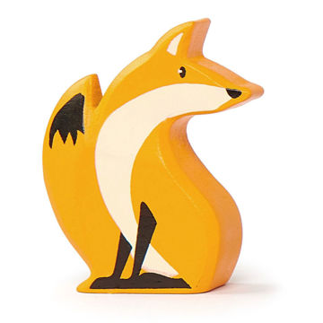 Picture of Fox Wooden Animal by  TenderLeaf Toys