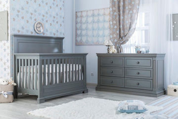 Picture of Jackson Flint Nursery Packages- by Silva Furniture