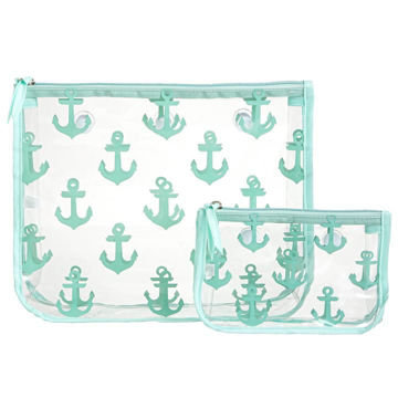 Picture of BOGG Bag Decorative Inserts - Anchor - Turquoise