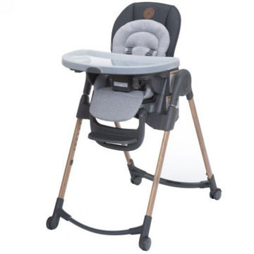 Picture of Minla 6 In 1 Highchair - Essential Gray